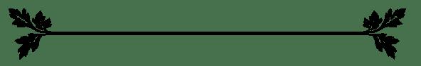 divider - leaf